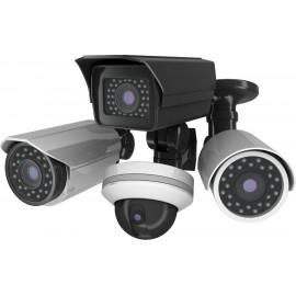 Камеры видеонаблюдения (17)