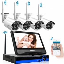 Готовые комплекты видеонаблюдения (3)