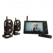 Беспроводной IP видеокомплект DUO Home Автоном