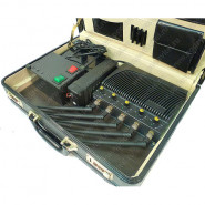 Универсальный переносной мультичастотный подавитель BugHunter Alligator-80 Case