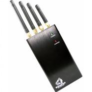 Переносной подавитель частот gsm, 3G, Wi-Fi и Bluetooth BugHunter 1050 (Скорпион 120А)