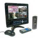 Проводной цветной видеодомофон с записью Skynet-9042-B