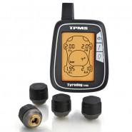 Система контроля давления и температуры в шинах CARAX TPMS CRX-1002