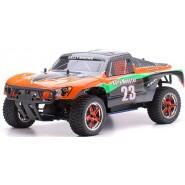 Радиоуправляемый внедорожник монстр 4WD на нитрометане Rally Monster-Two Speed HSP 1:10 (94155)