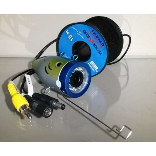камера для подводной съемки рыбалки купить в украине