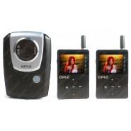 Беспроводной видеодомофон с записью Opiz mini Duos