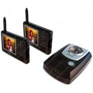 Беспроводной видеодомофон с записью Opiz Универсал Duos