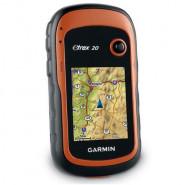 Туристический GPS/Глонасс навигатор Garmin eTrex 20