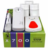 Комплект беспроводной GSM-сигнализации Х700