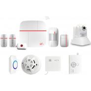 Комплект GSM/Wi-Fi сигнализации Страж Видео VIP