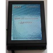 Комплект GSM сигнализации с контролем температуры Дачник