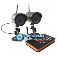 Беспроводной видеокомплект DUO Офис