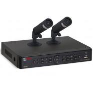 Проводной видеокомплект UControl Квартира