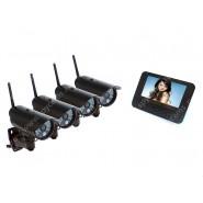 Беспроводной видеокомплект Квадро Стрит LCD