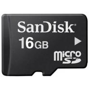 Карта памяти micro-SD 16 Гб