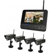 Беспроводной видеокомплект Квадро Офис LCD