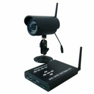 Комплект беспроводного видеонаблюдения BlackBox Офис