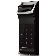 Накладной биометрический замок Irevo Gateman F50