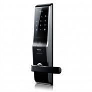 Врезной биометрический кодовый замок Samsung SHS-H705