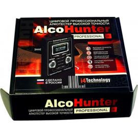 Профессиональный алкотестер Alcohunter Professional+