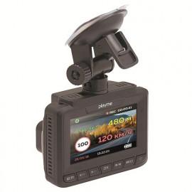 Автомобильный видеорегистратор с радар-детектором Playme ARTON