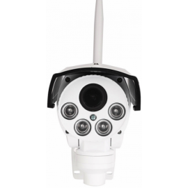 Уличная поворотная Wi-Fi IP камера c 5х (10х) zoom и звуком Millenium 433W Street PTZ