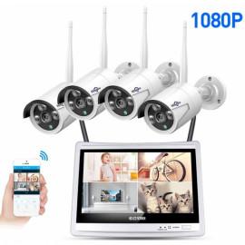 Беспроводные (wi-fi) видеокомплекты (8)