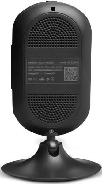 Внутренняя облачная 4g wi-fi камера со звуком и записью на карту памяти JIMI JH007