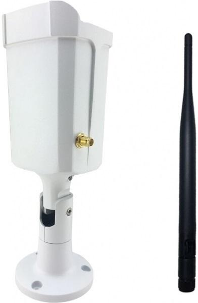 Цифровой wifi комплект видеонаблюдения на 4-8 камер Millenium 2048W